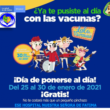 VACUNACION 2021